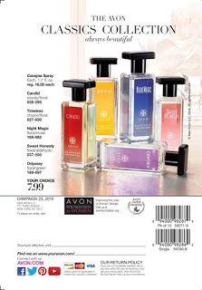 Sondra's Beauty Biz: AVON Classics Collection on Sale Now only $7.99 ea... Shop my Avon eStore today to get sale price: www.youravon.com/sholt #AvonPerfume #AvonClassics #Deal
