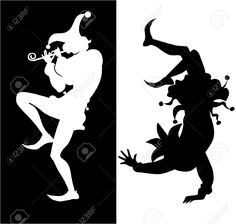 http://previews.123rf.com/images/fanny71/fanny711011/fanny71101100006/8303870-silhouette-of-two-jester-Stock-Vector-joker.jpg