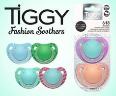 #TIGGY #Soothers #Pacifiers #Baby #Fashion