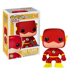 "FUNKO FLASH POP HEROES * Adorable 3 3/4"" collectible Flash Pop Heroes Vinyl Figure. * Head turns and looks amazing. * A great take on the heroes and villains of the DC Universe. * For ages 3 and up. * Stylized for fun.  Order It Now! http://amzn.to/2dytjWR  #Collectibles #Funko #FunkoPop #FunkoPopVinyl #Vinyl #TheFlash #Flash #ScarletSpeedster #SpeedForce #BornToRun #KeystoneCity #DCUniverse #DC #DCComics #TheFinalRace #TheFinalRace #FlashpointParadox #Flashpoint #ComicsDune"
