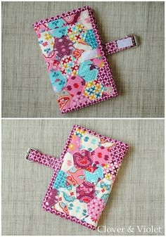 Cute tablet cover - would like to make one to hold my Kindle