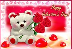 Valentine... You Are Special! #valentinesday #rose #propose #teddybear