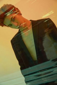 Taeyong of NCT Opens Up toAllureAbout the Importance of Hair and Makeup in K-Pop | Allure