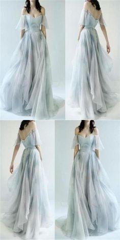 1e749ae14c68 Charming Off Shoulder Unique Design Most Popular Long Prom Dresses ,Bridal  gowns
