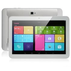 PIPO M9 Quad Core First RK3188 Tablet PC 10.1 IPS Screen Android 4.2 2G RAM 16GB Bluetooth Dual Camera White