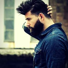 Quem aqui já aderiu a moda de barba comprida ???