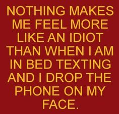Sad to say, it's happened to me.