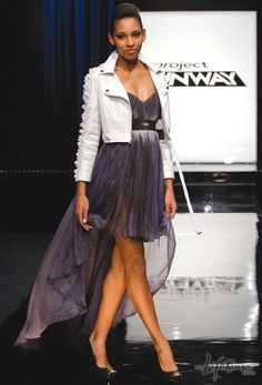 victor project runway jacket - Google Search