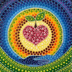 Купить или заказать Плод любви в интернет-магазине на Ярмарке Мастеров. Символичная работа на тему единения двух людей. Это работа о любви и ее плодах. Любовь в каждой капле. Работа напитана положительными эмоциями, радостью и счастьем.
