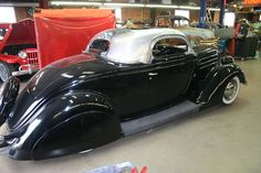 36 Ford - After