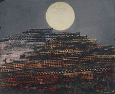 La ville pétrifiée (The Petrified City) by Max Ernst  Manchester City Galleries