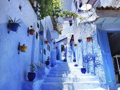シャウエン / モロッコ