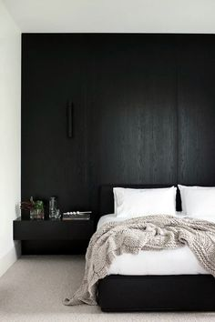 Dark Bedroom Ideas: 21+ Unique Decors with Captivating Atmosphere