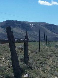 W Mountain, Gunnison ,  Colorado