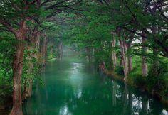Water way...