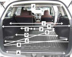 2013 #Subaru Outback cargo dimensions http://www.cannonsubaru.com/showroom/2014/Subaru/Outback/Wagon/overview.htm