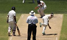 There was a heart-in-mouth moment on the third day of the first Test in Adelaide when the India ...