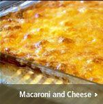 Chef Garvin's Five Cheese Macaroni
