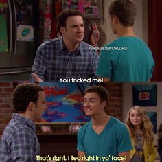 "#GirlMeetsWorld 1x20 ""Girl Meets First Date"" - Cory and Lucas"