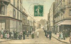rue des Cordelières - Paris 13ème