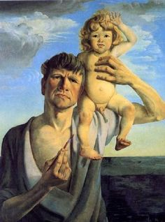 Otto Dix - Self-portrait