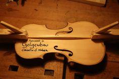 WERKSTATT | Gallerie | Meisterwerkstatt für Geigenbau