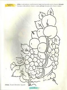 muitas frutas para pintar - catia amelia Abrunhoza - Álbuns da web do Picasa