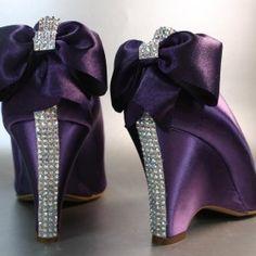 purple wedding shoes wedge low heel 1 inch wedge shoes wedding to buy pinterest purple wedding shoes purple wedding and wedge shoes