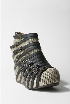 I've been drooling over these shoes for over a year now and they still haven't gone on sale. Darn it Jeffrey Campbell!