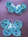 crochet butterflies - Google zoeken