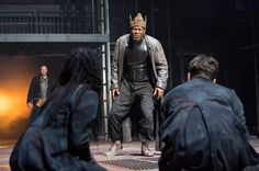 """I think this production is EXACTLY what I need, when I'm having one of my """"bloodthirsty"""" days!!! :)   """"Christopher Marlowe's """"Tamburlaine, Parts I and II,"""" at the Polonsky Shakespeare Center, makes no apologies for its bloody conquering hero."""""""