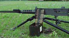 Browning M2 50 Cal Machine Gun FIREPOWER