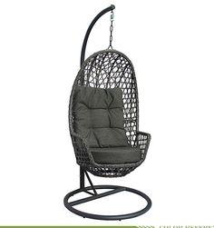 Round Rattan Bird Nest Outdoor Garden Furniture Indoor Hanging Wicker Swing Egg  Chair | Alibaba | Pinterest