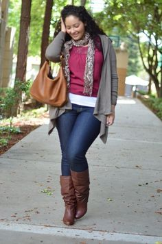 Great fall outfit! - more → http://tiffanyfashionstylist.blogspot.com/2013/02/great-fall-outfit.html