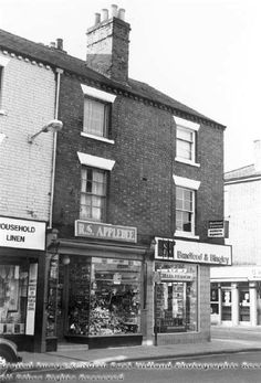 Applebees High Road, Beeston 1985