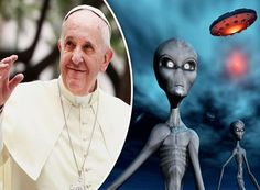 REVELATION - The Vatican know of Civilizations Alien Existence !!