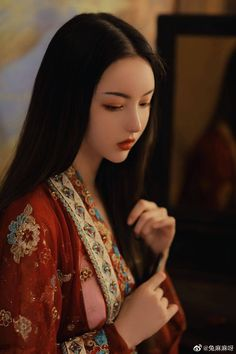 Japanese Beauty, Japanese Girl, Asian Beauty, Chinese Traditional Costume, Traditional Dresses, Pretty Asian, Beautiful Asian Women, China Girl, Chinese Clothing