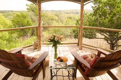 Great GLAMping options around the United States.