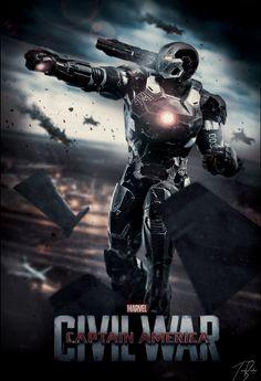 War Machine - Visit to grab an amazing super hero shirt now on sale!