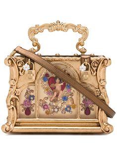 Dolce & Gabbana boxy cherub bag