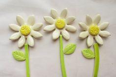 Daisy Flower tiles-ceramic mosaic tiles  Sunflower by mosaicmonkey