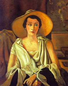 Andre Derain - Madame Guillaume