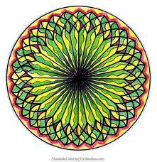 mandala colouring in pages - Google Search