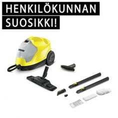 Höyrypesuri SC 4 Vacuums, Home Appliances, House Appliances, Appliances, Vacuum Cleaners