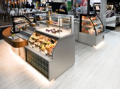 JORDAO@EUROSHOP 2020 FRESCO COMBI display and VISTA SLIM GRAB'N'GO JORDAO COOLING SYSTEMS 2020® Catering Equipment, Food Service Equipment, Displays, Restaurant Recipes, Display Case, Fresco, Kitchen, Restaurants, Slim