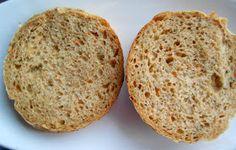 NIKK NEW LIFE - ÚJ ÉLET SZABADON, BOLDOGAN, JÓÍZŰEN: Sárgarépás - tökmagos zsemle Nikko, Bread, Food, Brot, Essen, Baking, Meals, Breads, Buns
