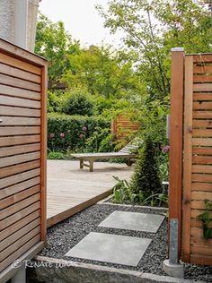 Gartenbau Muenchen Sichtschutz