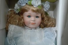 15 Collectable Porcelain Dolls