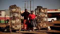 Meanwhile in Mamelodi - Documentary film - Fotos // framing for portrait shot, usage of the environment