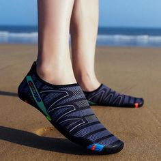 Details about Water Shoes Mens Beach Swim Shoes Quick-Dry Aqua Socks Pool Shoes For Surf Yoga – Michael Marti – Join in the world of pin Pool Shoes, Beach Shoes, Men's Shoes, Water Sport Shoes, Water Shoes For Men, Sports Footwear, Sports Shoes, Fishing Shoes, Aqua Socks